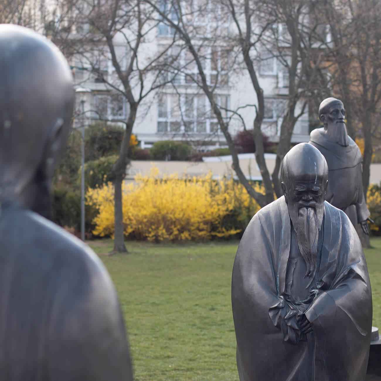 Garden of Philosophy Budapest