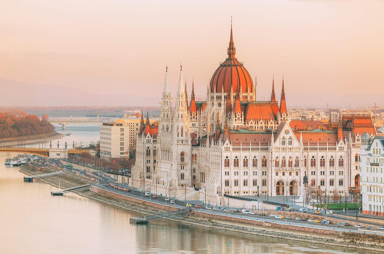 Blog Budapest impression photo