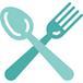 Food tasting icon