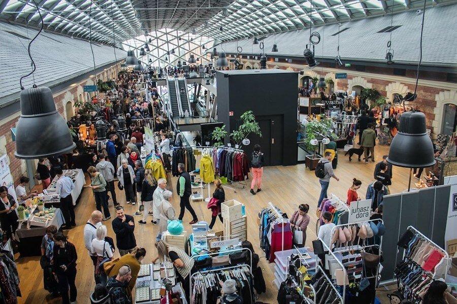 Design Market in Bálna Budapest